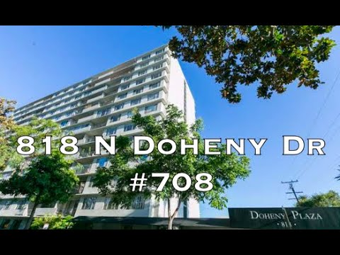 818 N Doheny Dr #708, West Hollywood CA 90069