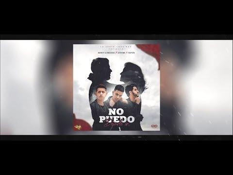 NO PUEDO DEJARTE IR - LA LENTA LOVE RAP (VIDEO LYRICS)