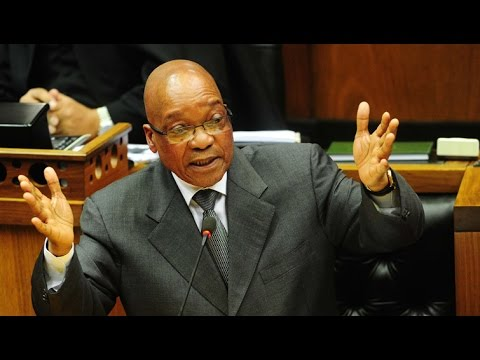 """State of Capture"" Another Incriminating Corruption Report Against President Zuma of South Africa"