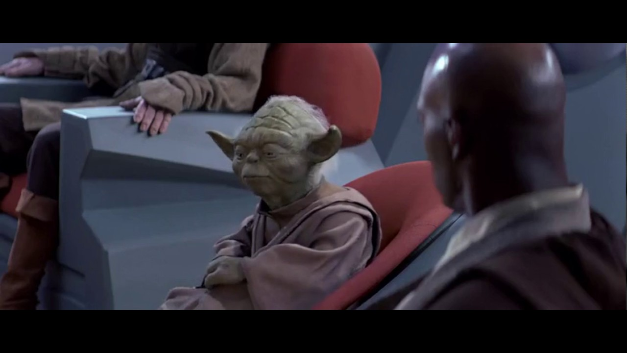 Yoda Inverted Word Order 3 Seconds Youtube
