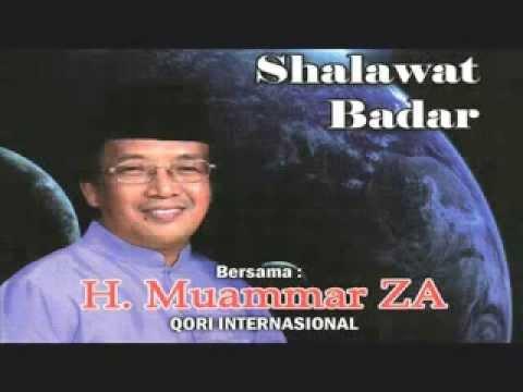 H Muammar ZA   Shalawat Badar Full