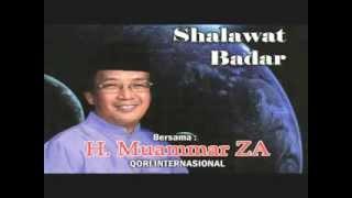 Video H Muammar ZA   Shalawat Badar Full download MP3, 3GP, MP4, WEBM, AVI, FLV Desember 2017