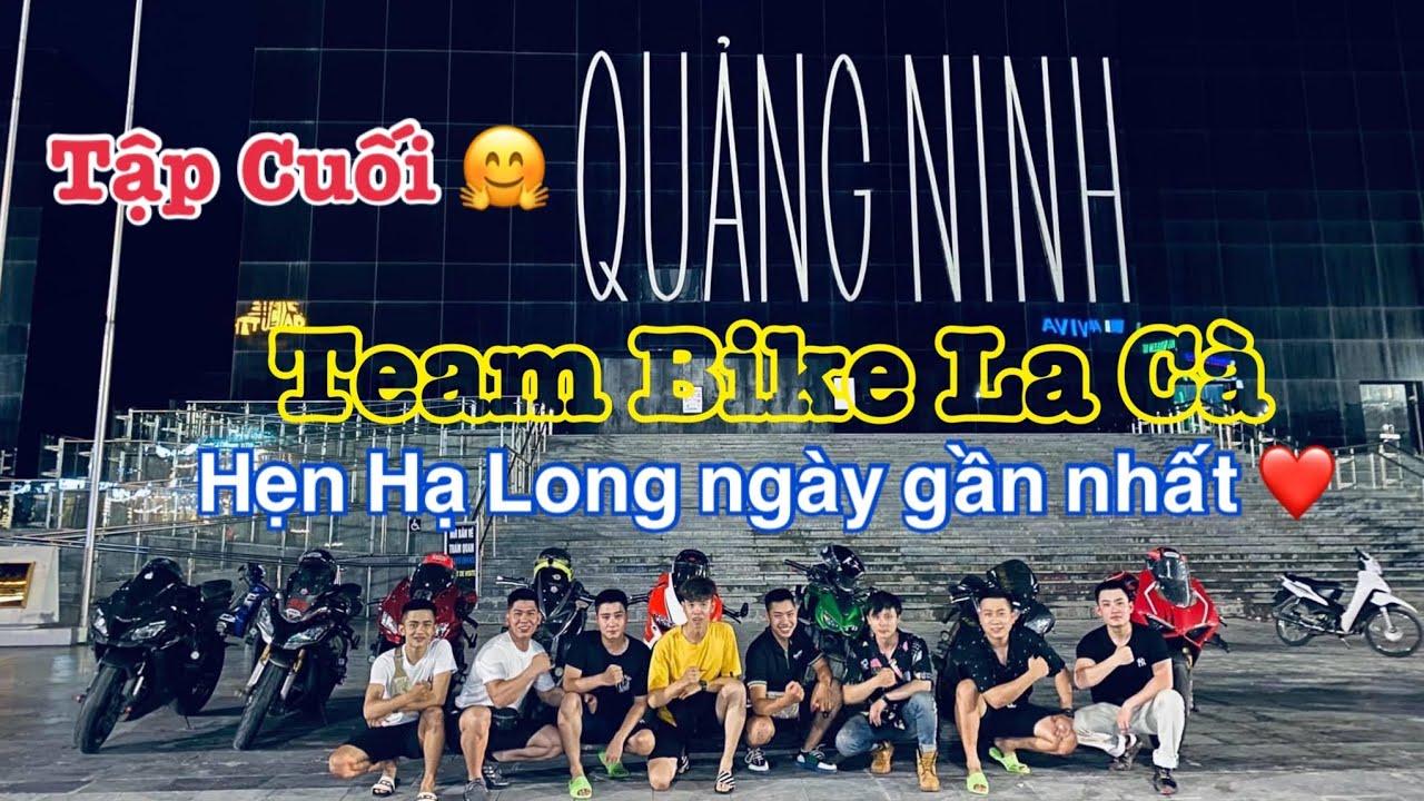 Tour Hà Nội - Hạ Long ( Tập:3) cùng  Zx10r - R6 - Ducati 959 - Z300 - Z1000 - Ducati V4s độ V4R