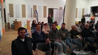 Trail Campania conferenza stampa Vico Equense