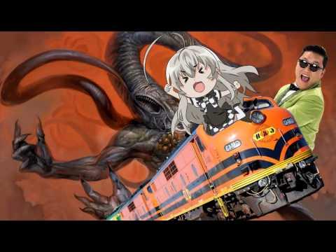 Quad City DJs vs. Nyaruko-san vs. Psy - C'Mon N' Style It (The Chaos Train)