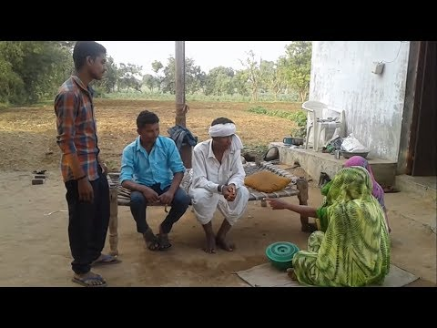 મોરવઈ ગયા રિસાયેલી વહુ લેવા Gujarati Jordar Comedy Video