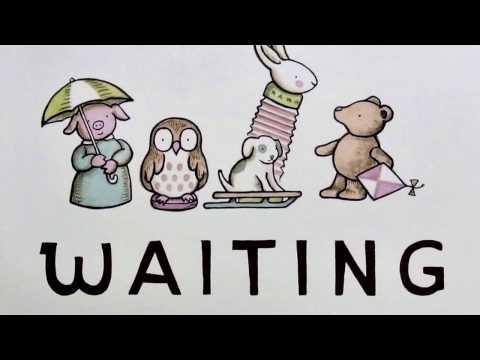 Waiting - Caldecott Honor w/ Music & EFX