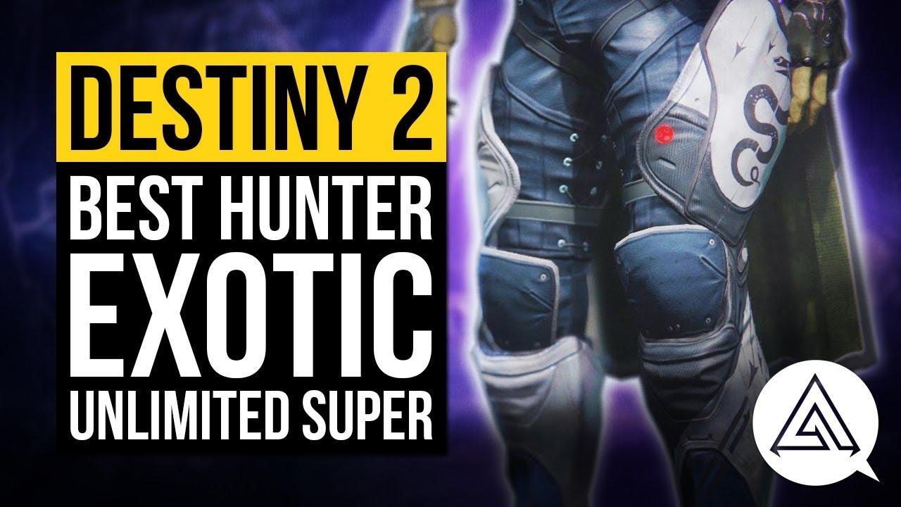 Destiny 2: Hunter Nightstalker guide - Abilities, skill tree