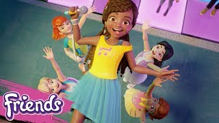 Funniest Friendship Moments - LEGO Friends - Music Video