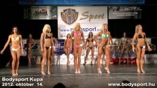 Bodysport kupa 2012. október 14. TEHETSÉGKUTATÓ FITNESS MODELL +165 CM