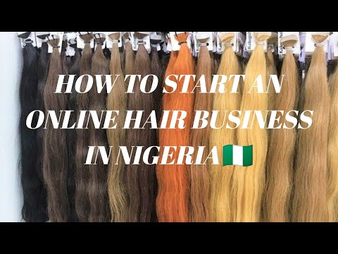 HOW TO START AN ONLINE HAIR BUSINESS IN NIGERIA IN 3 EASY STEPS