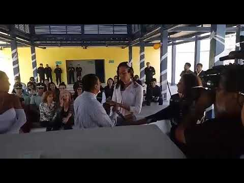 Dos mujeres trans se casaron en el centro penitenciario de Antofagasta