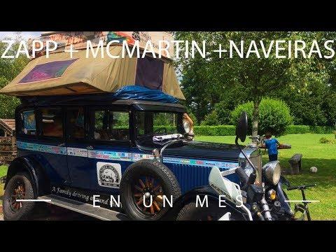 E2/V03 Los Zapp, Naveiras y McMartin en un mes