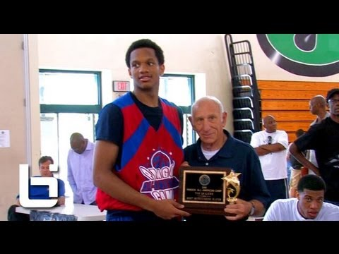 Rashad Vaughn Is The #1 Shooting Guard In The Nation! Proves Why at Pangos All American Camp!