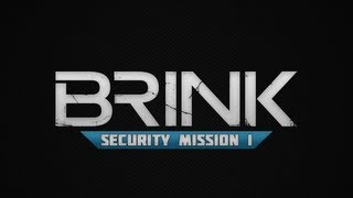 Brink: PS3 Gameplay - Security Mission 1