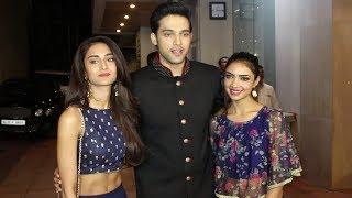 Kasauti Zindagi Ki Season 2 Cast At Ekta Kapoor Son Naamkaran Ceremony