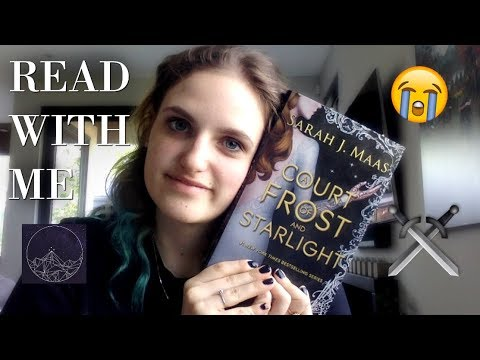 ACOFAS Reading Vlog | READ WITH ME #1