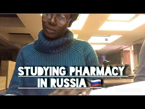 FIRST YEAR STUDYING PHARMACY IN RUSSIA :MY EXPERIENCE