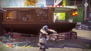 Destiny 2 PvP Countdown Sniping Gameplay with Dawnblade