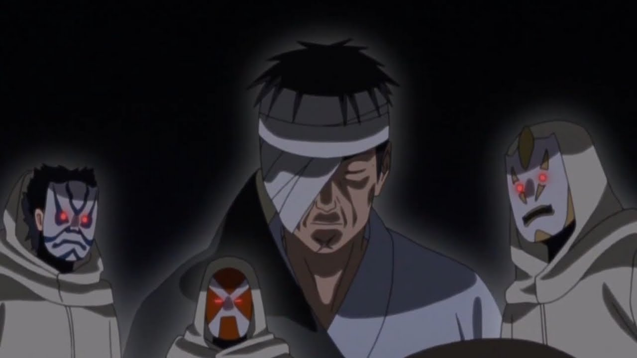 Image result for Danzo