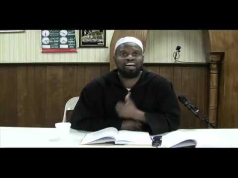 Imam Amin Muhammad - Hadith An-Niyah