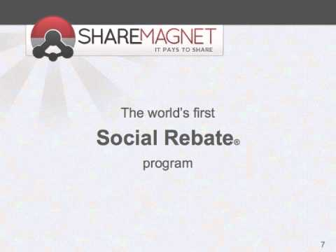 What Is Social Rebate Marketing?