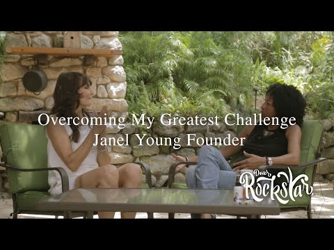 Overcoming My Greatest Challenge: Janel Young Founder