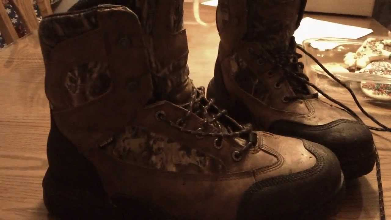 Danner Pronghorn hunting boot Review - YouTube