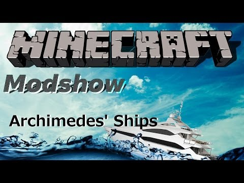 minecraft archimedes ships download 1.7.10