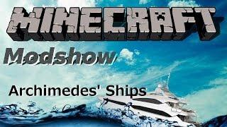 Minecraft Mods - Archimedes