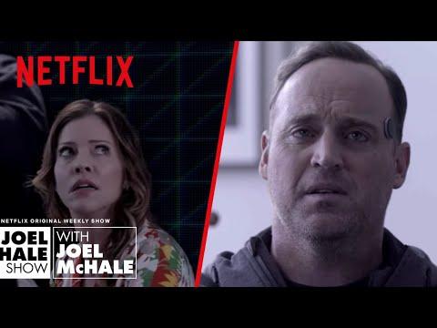 Mini Black Mirror | The Joel McHale Show | Netflix