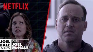 Mini Black Mirror | Joel McHale Show | Netflix