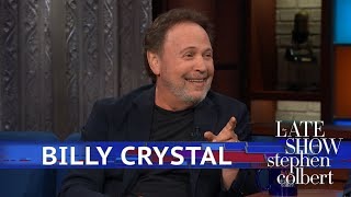 Billy Crystal's Favorite Moment Hosting The Oscars