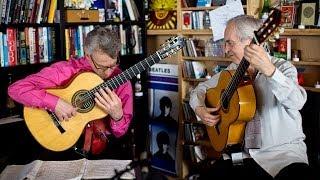 Eliot Fisk & Paco Peña: NPR Music Tiny Desk Concert