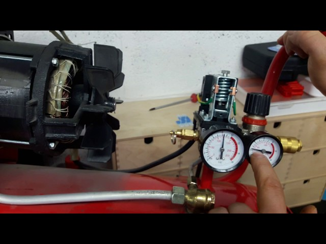How To 001.0:  Adjusting a new pressure regulator