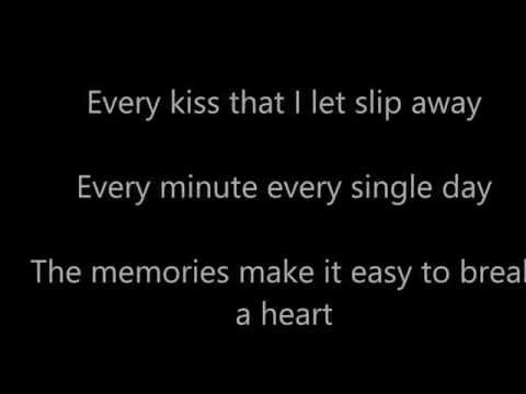 Kane Brown - forgetting is the hardest part LYRICS