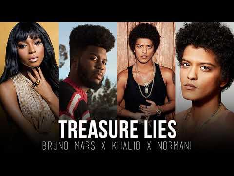 Love Lies vs. Treasure (MASHUP) Khalid, Normani, Bruno Mars