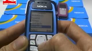 nokia 3100 refurbished phone