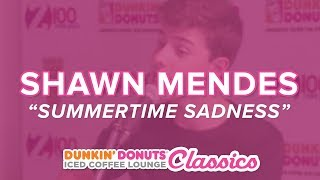 Shawn Mendes Covers Summertime Sadness Live  Classics