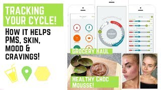 Tracking your cycle & PMS foods