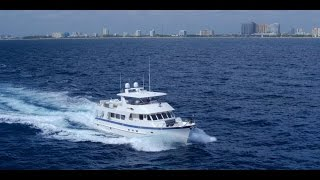 Yacht For Sale - 2012 Outer Reef Yachts 72 Pilothouse - Jambo