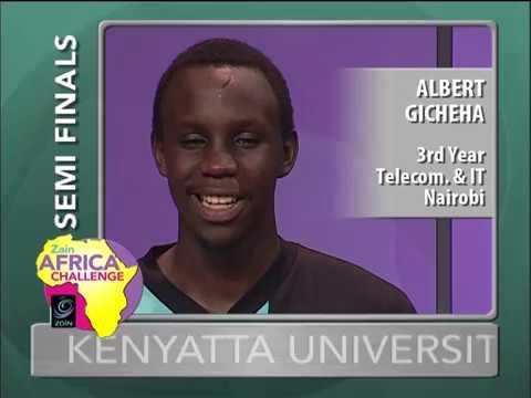 ZAC 2009 Kenyatta Vs UNZA