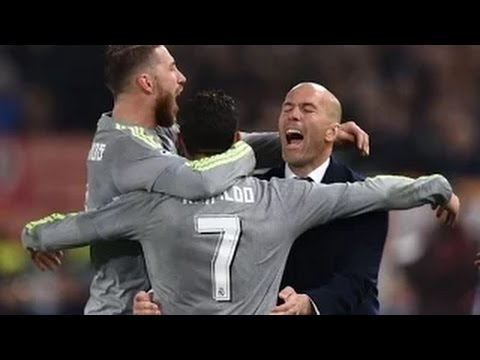Real Madrid Vs Atletico Madrid Champions League Final Video