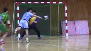 【Highlights 2018】ハンドボール部 春季リーグ 対大東文化大学戦