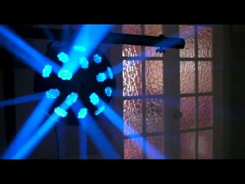 AMERICAN DJ VERTIGO TRI LED :VIDEO 2  PRESENTED BY JASON EARLEY