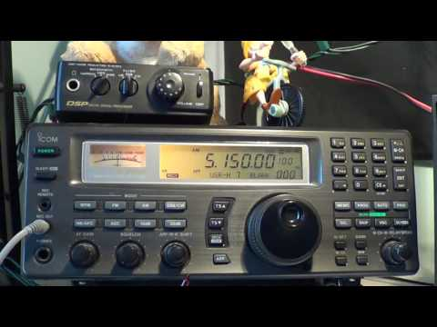 Relay Pirate 5150 Khz Shortwave Mid Afternoon November 17th 20016