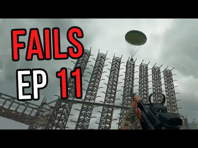 PUBG: Fails & Unlucky Moments Ep. 11