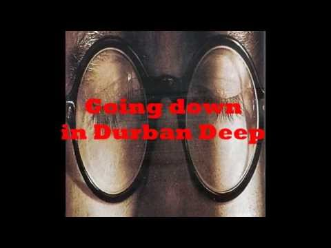 Elton John - Durban Deep (1989) With Lyrics!