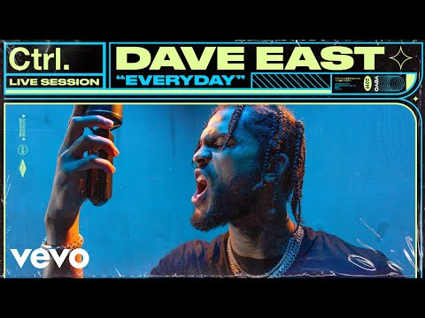 Dave East - Everyday Live Session | Vevo Ctrl