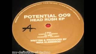 Potential 009 Head Rush EP Miha Klemencic